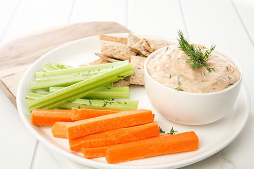 Healthy Smoked Salmon Pate