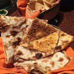 Keema Stuffed Naan Bread