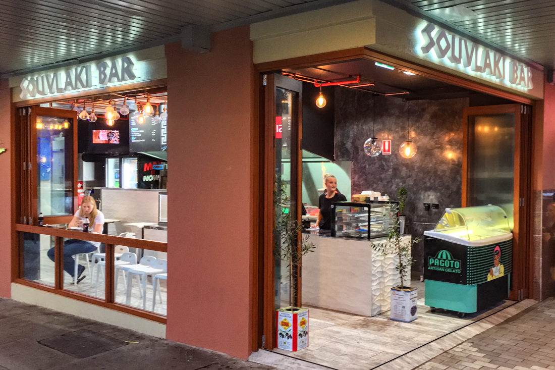 Souvlaki Bar Cronulla Takeaway