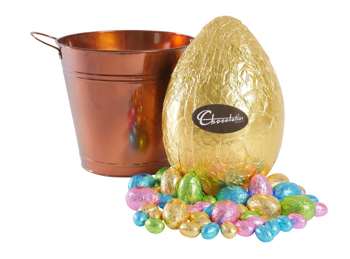 Gourmet Easter Gift Guide - Edible Bloom Easter Hamper