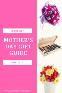 Gourmet Mothers Day Gift Guide
