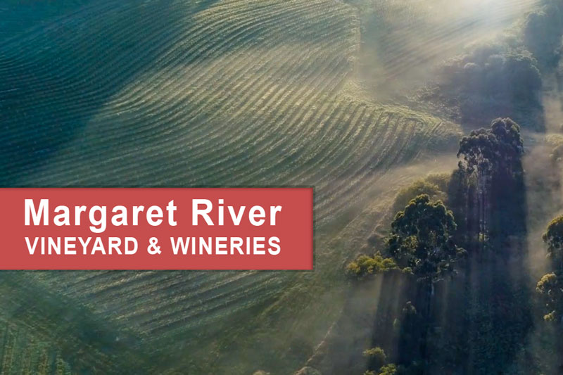 beautiful margaret river wineries & vineyards