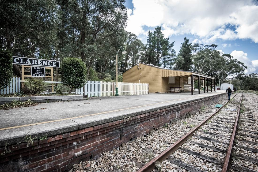 Clarence Station Zig Zag Railway