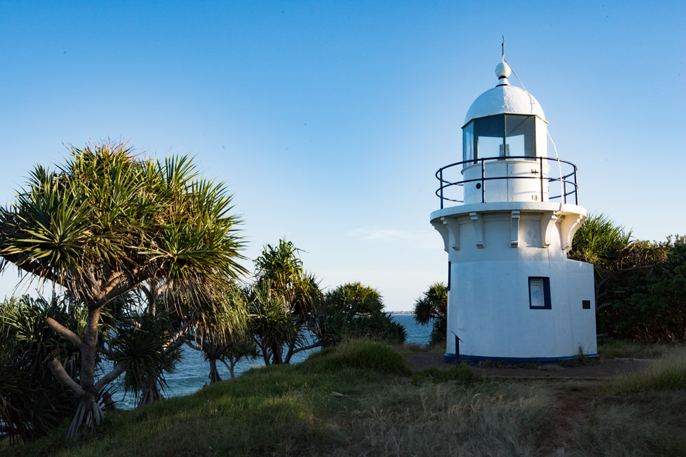 Fingal Head lighthouse Northern NSW