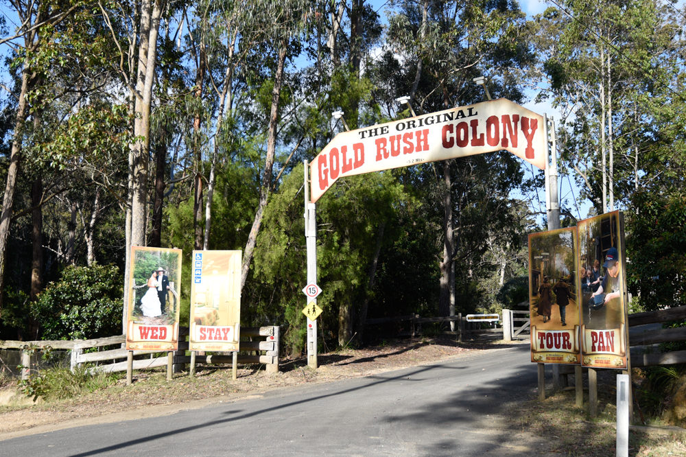 The Gold Rush Colony Mogo