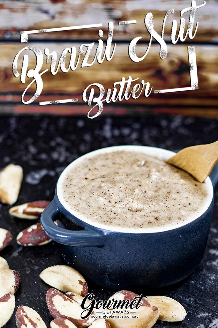 Brazil Nut Butter Recipe