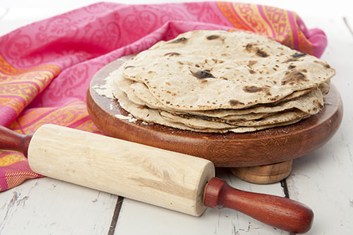 Chapati Bread Recipe