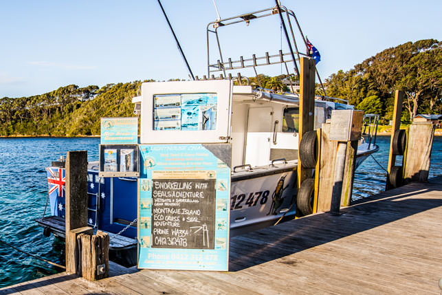 Fishing and Snorkelling Charters Narooma