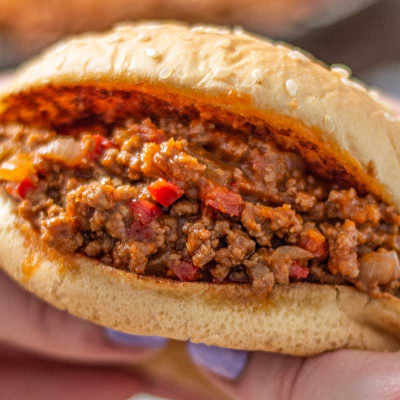 How to make Sloppy Joes - easy American comfort food recipe
