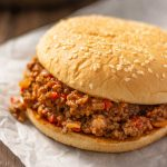 Sloppy Joes - easy American comfort food recipe