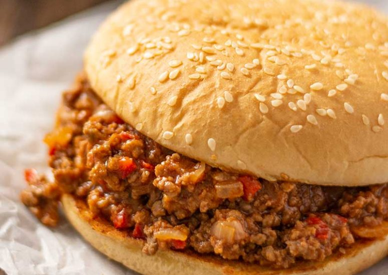 """Sloppy Joes Homemade Recipe – """"Dripping with Flavor"""" – EASY to Make!"""