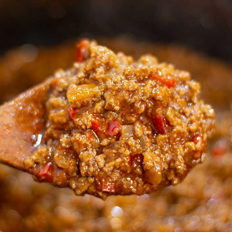 Sloppy Joes Ingredients - easy American comfort food recipe