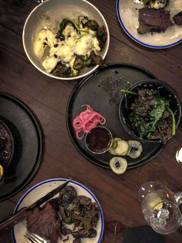 Meatmaiden BBQ Bar Grill Melbourne Feast