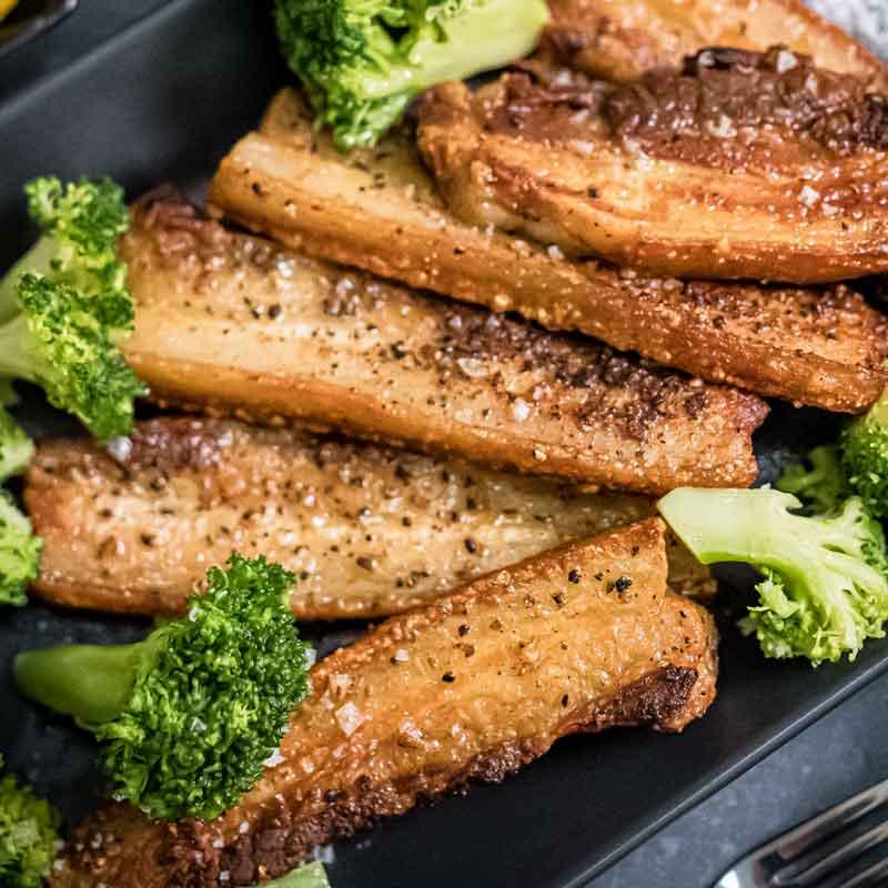 Pepper Pork Spare Ribs Recipe